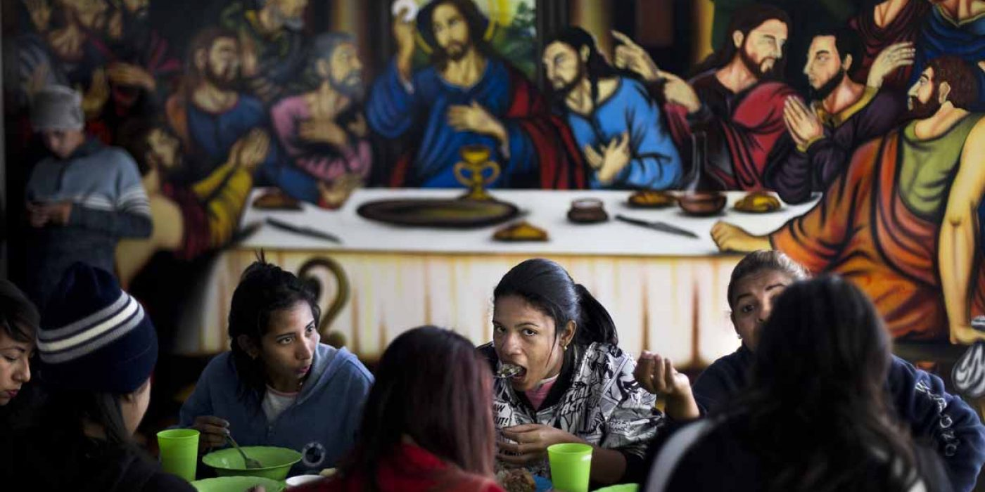 The walkers of the Andes: The Venezuelan exodus.